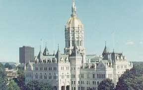 State Capital, Hartford Connecticut